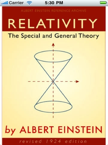 Relativity - The Special and General Theory by Albert Einstein-iRead Series