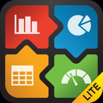 ReportPlus Lite: Mobile Business Intelligence Dashboards