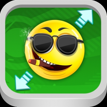 Resizable Funny Faces - New for Email,Text Message, Facebook and Twitter