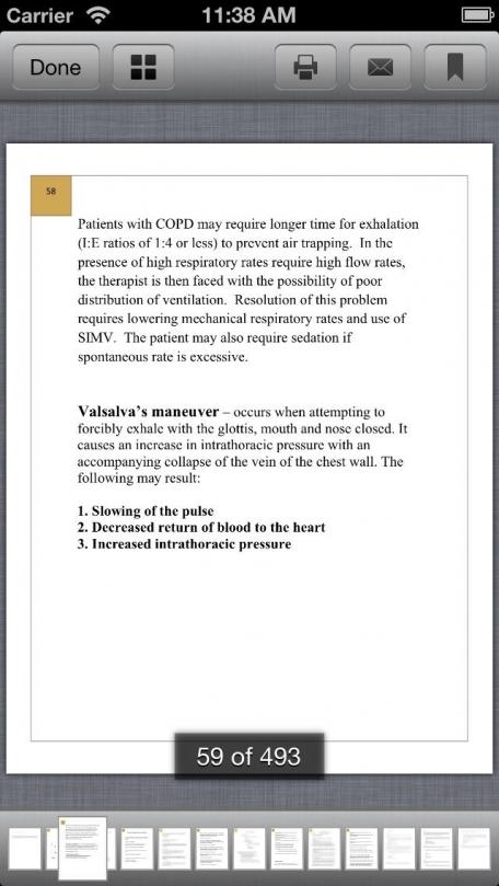 Respiratory Therapist Certification Exam CRT RRT Learning System