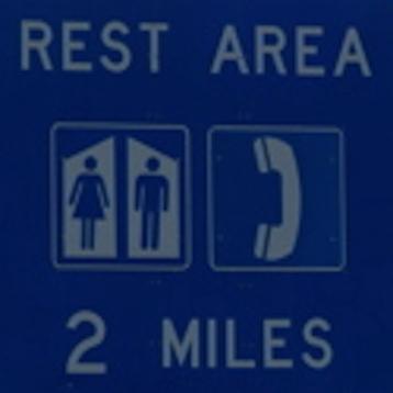 Rest Area App