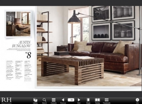 Restoration Hardware Source Books
