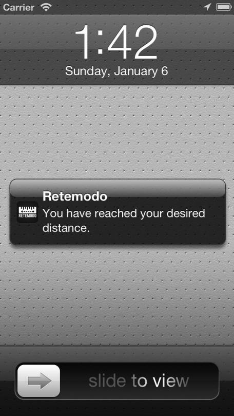 Retemodo - The Reverse Odometer