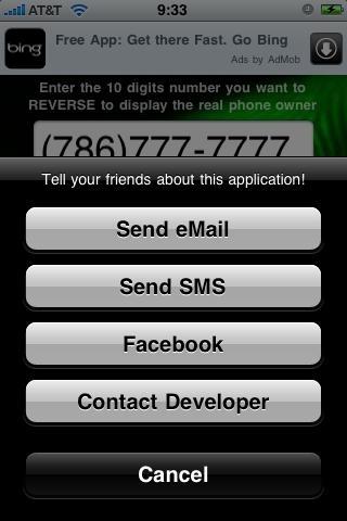 Reverse Phone
