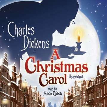 A Christmas Carol (by Charles Dickens) (UNABRIDGED AUDIOBOOK) : Blackstone Audio Apps : Folium Edition