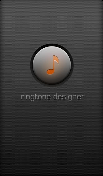 Ringtone Designer - Create Unlimited Ringtones, Text Tones, Email Alerts, and More!