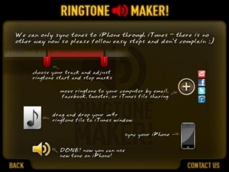 Ringtone maker!