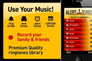 Ringtone maker - make free ringtones from your mp3 music!
