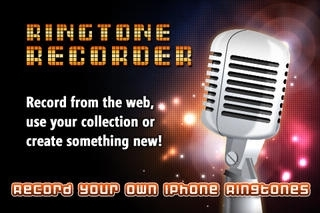 Ringtone Recorder Unlimited FREE Ringtones