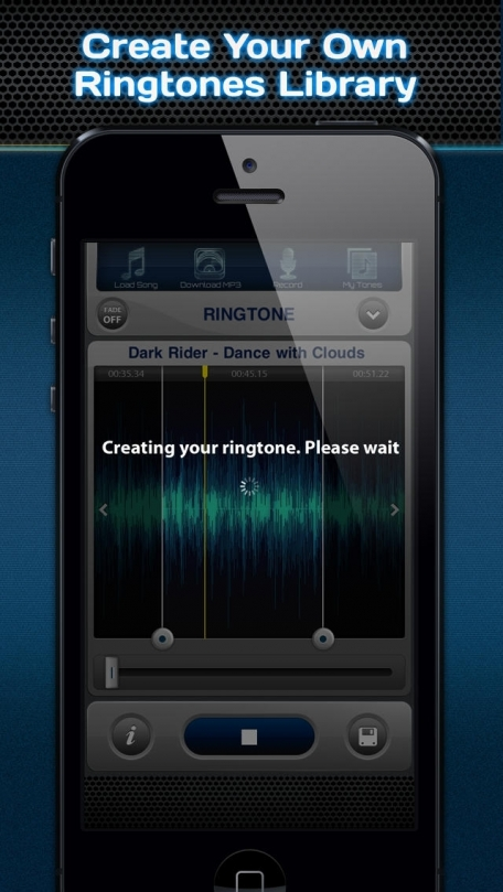 Ringtones for iOS 7.