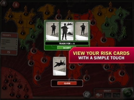 RISK™: The Official Game for iPad