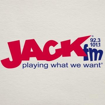 92.3 & 101.1  JACK FM