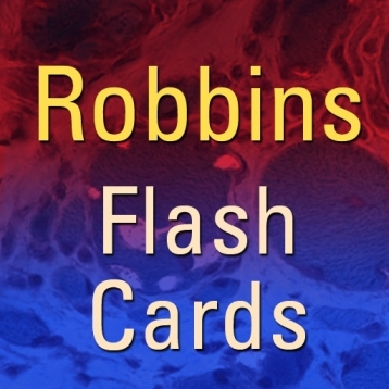 Robbins Pathology Flash Cards