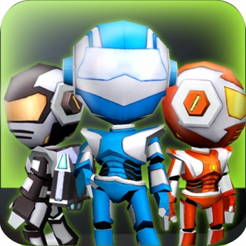 Robot Bros Deluxe Free