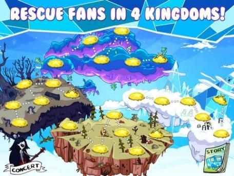 Rock Bandits - Adventure Time