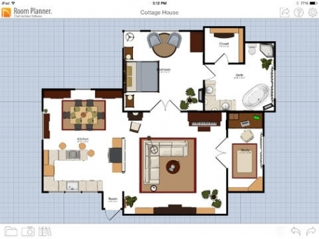 Room planner by chief architect productivity app review for Room planner app free