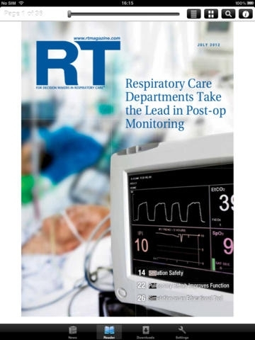 RT: For Decision Makers in Respiratory Care