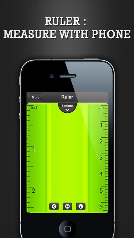 Ruler : Measure With Phone