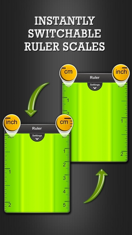 Ruler Pro : Measure With Phone