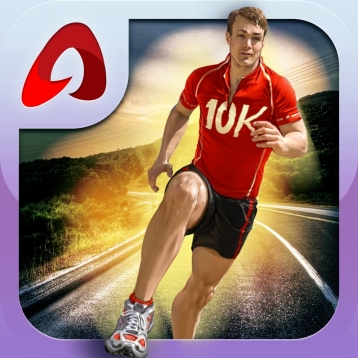 Run a 10K PRO! Training plan, GPS & Running Tips by Red Rock Apps