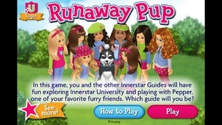 Runaway Pup