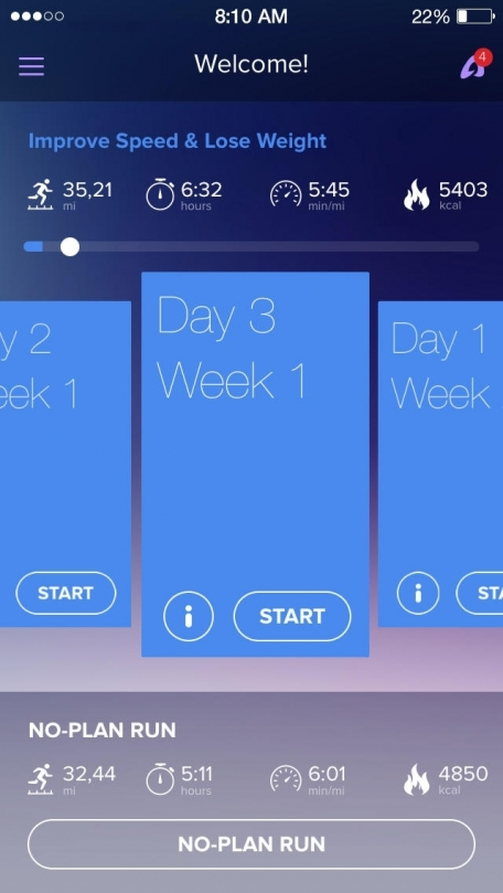 RunCracker PRO - Training plans for all running goals & GPS Track by Red Rock Apps