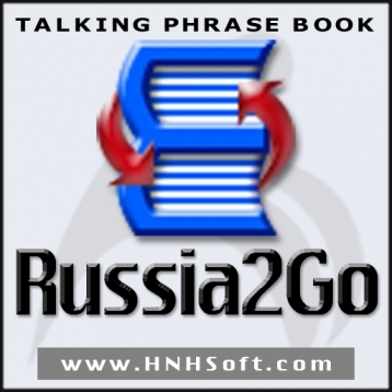 Russia2Go Talking Phrase Book