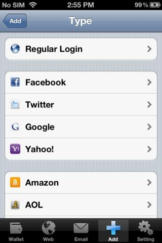 Safe Password Vault Pro for iPhone