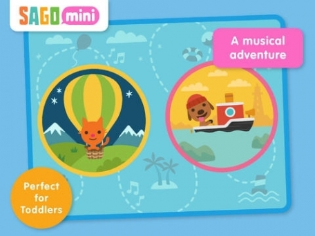 Sago Mini Music Box