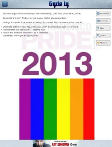San Francisco Pride 2013