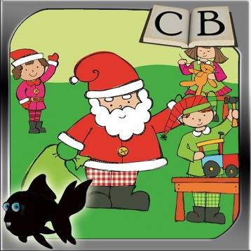 Santa\'s Toy Bag - A Blackfish (Bedtime Lite Apps Customizable Kids Free Interactive Stories HD) Children\'s Book