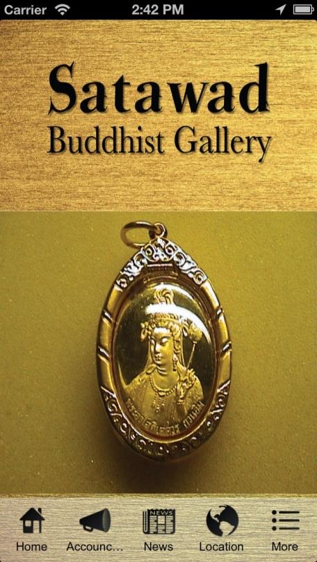 Satawad Buddhist Gallery