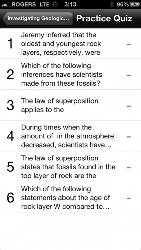 Science 7 Study Guide by Top Student
