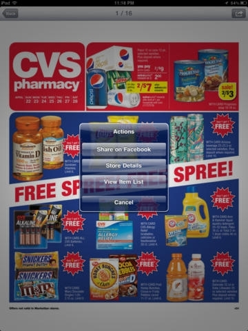 Weekly Ads & Sales pro: deals, grocery coupons, shopping list, circulars for Target, Macy's, Lowe's, Walgreens