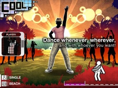 SEGA GO DANCE