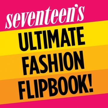 Seventeen\'s Ultimate Fashion Flipbook