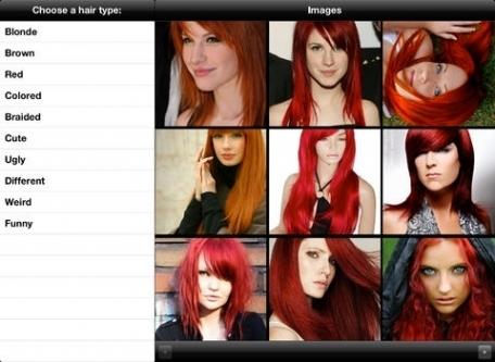 Sexy Hair Catalog and Ideas