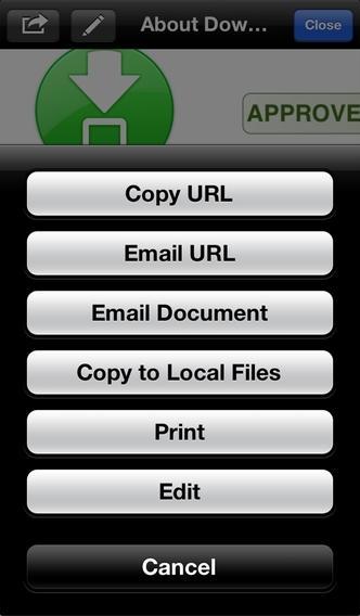 SharePlus: SharePoint Mobile Client