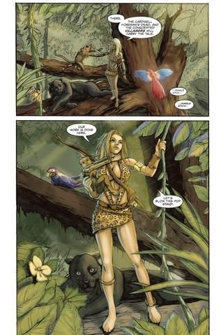 Sheena_Comics