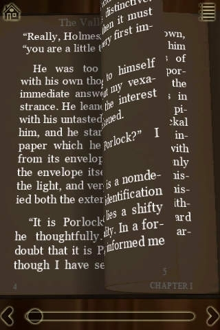 Sherlock Holmes - 3D Classic Literature