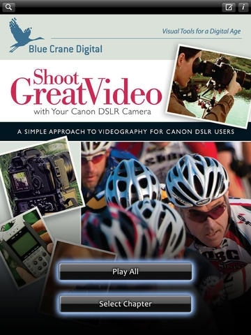 Shoot Great Video with Your Canon DSLR Camera