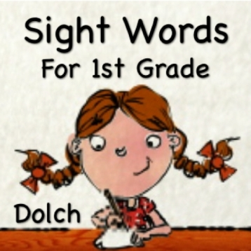 Sight Words For 1st Grade - Talking Flash Cards