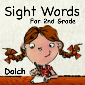 Sight Words For 2nd Grade - SPEED QUIZ