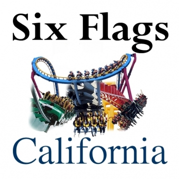 Six Flags California Guide