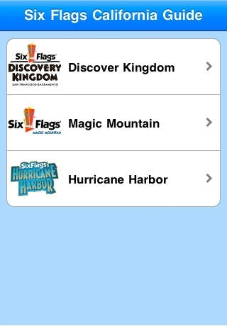 Six Flags California Guide