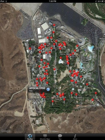 Six Flags Magic Mountain - The Unofficial 2014 Guide