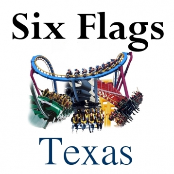 Six Flags Texas Guide