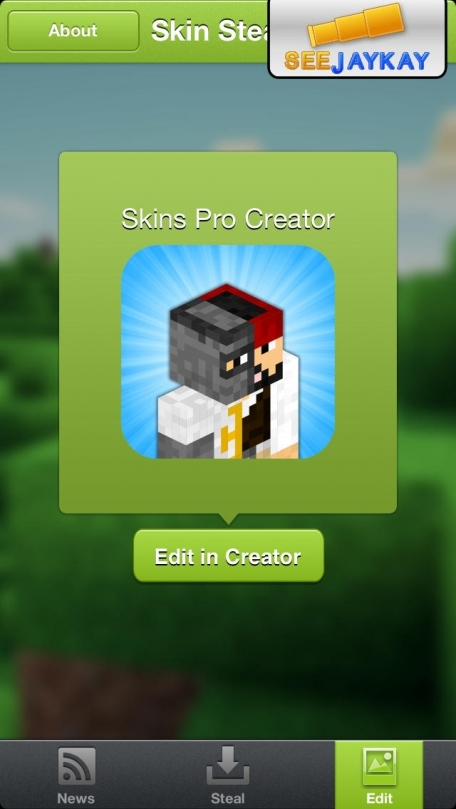 Skin Stealer For Minecraft Utilities App Review IOS Free For - Skins para minecraft quick