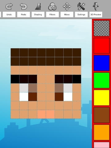 Skins Creator Pro Editor for Minecraft Game Textures Skin