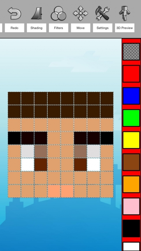 Skins Creator Pro Editor For Minecraft Game Textures Skin Utilities - Skins para o minecraft pro
